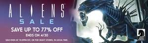 Up to 77% off Aliens digital comics over on ComiXology