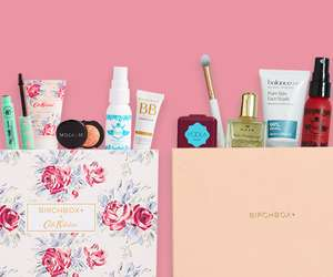 2 Beauty Boxes for £10 with Voucher @ Birch Box