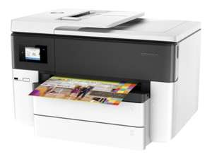 HP OfficeJet Pro 7740 A3 Wireless All-in-One Printer £109.98 at Ebuyer * +£60 HP cashback* (Total £49.98)