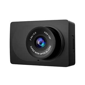 "YI Compact Dash Cam, 1080P Full HD Car Dashboard Camera (2.7"" LCD Screen, 130° WDR Lens, G-Sensor, Night Vision, Loop Recording) £26.99 Delivered Sold by YI Official Store UK and Fulfilled by Amazon."