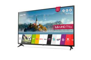 "LG 43UJ630V 43"" 4K TV £299.99 with code @ RGB Direct"