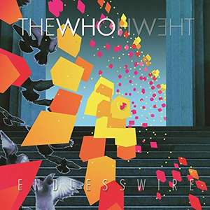 the who - endless wire 2 x vinyl LP [amazon germany] 9.99 euros , £12.84 delivered