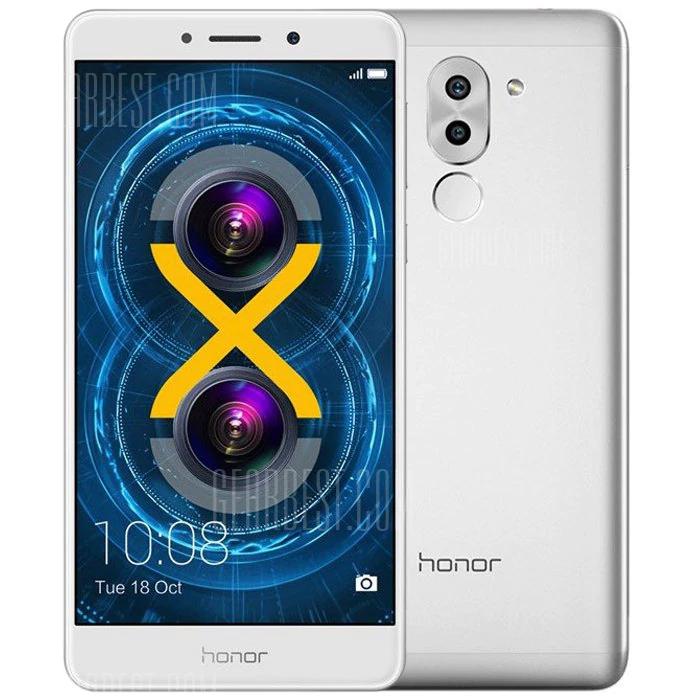 Huawei Honor 6X £115.06 @ Gearbest