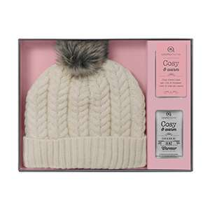 Aroma Home 01 Click and Heat Knitted Hat £4.70 at Amazon (Add on)