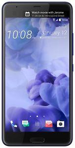 (Refurbished) Sim Free HTC U Ultra 5.7 Inch 64GB 16MP 4G Android Mobile Phone - Blue. (including jbl go speaker) £242.99 @ Argos ebay