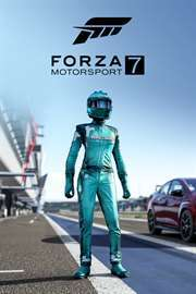 Forza Motorsport 7 Minecraft Diamond Driver Gear Free & Halo