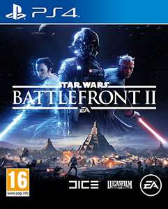 Star Wars Battlefront 2 (PS4) Used £15 sold and dispatched by electronic empire -  Amazon