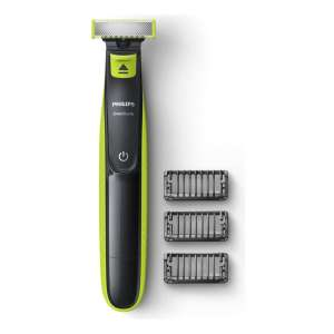 Philips QP2520 OneBlade Styler and Shaver with 3 Stubble Combs in Green £24.99 @ Hughes c&c only