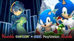 Playstation 4 - Capcom x Sega Humble Games Bundle from $0.01 to $15 (£10.74) US/Canadian PSN - Deal now Live!!!