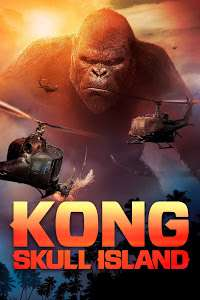 Kong: skull island HD Movie £7.99 @ Google Play