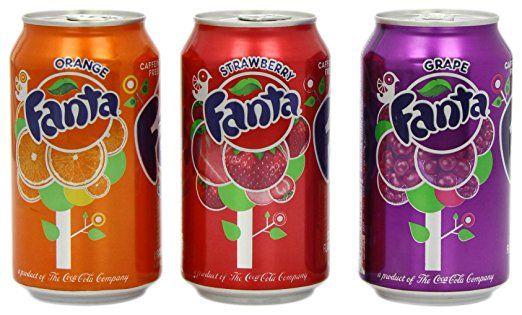 American Fanta 12 pack £9.95 - Lynas food outlets NI