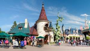 Disneyland Paris, France 2-3 Night Hotel Stay With Flights & Day Hopper 2-Park Pass £179 pp @ tour center UK gogroopie