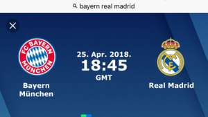Free Champions League Bayern-Real with  BT Sport, channel 548 on Virgin