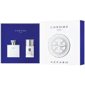 Azzaro Chrome Pure EDT Gift set £19.99 @ The Perfume Shop