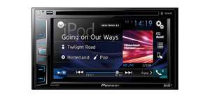 ex display Pioneer AVH-X490DAB 6.2-Inch Clear Type Touchscreen, DAB, Bluetooth Hands-free & Audio Streaming, £135 from Halfords