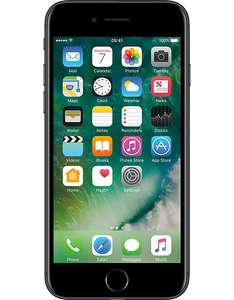 iPhone 7 32GB any colour £34/month + £29.95 initial payment, 24 month contract on O2 (plus £50 if go via TCB). @ CPW