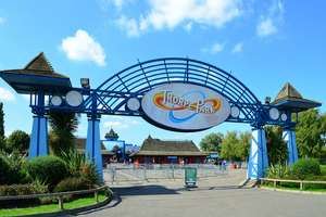 Two FREE tickets to Thorpe Park- buy 7 sun papers