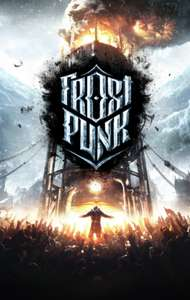 [PC - Steam] Frost Punk @ CDKeys £17.09 with FBook Code or £17.99