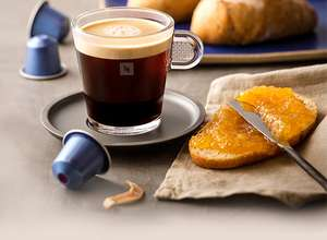 FREE Delivery with only 100 capsules instead of 200 when you buy decaf @ Nespresso.com