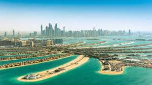 BRITISH AIRWAYS FLIGT TO DUBAI + LUXURY HOTEL IN JUNE 7 DAY STAY PER PERSON £405.50