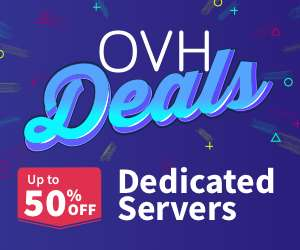 OVH - 50% of on Dedicated servers