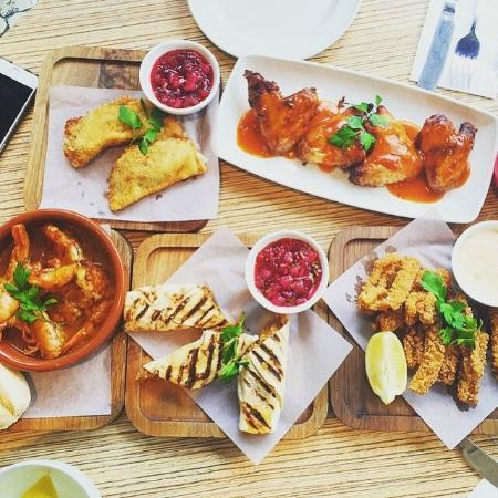 £2 Las Iguanas, La Tasca, Belgo, Cafe Rouge @ WUNTU