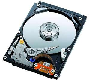 Toshiba MK3276GSX 320GB SATA 3GB/s 5400rpm 2.5 Inch Internal Hard Drive £20.49 @ Number 1 Hard Drive Specialist - Bipra Limited Amazon