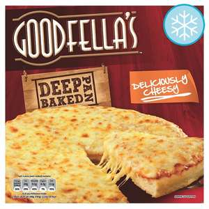 Goodfella's Deep Pan(Different Varieties) Pizzas £1 @ Morrisons