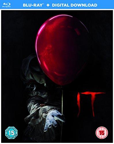 IT 2017  [Blu-ray + Digital Download]  £7.49 (Prime) / £9.48 (non Prime) at Amazon