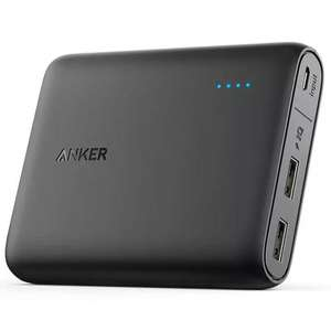 Anker 3A PowerCore 10400mAh Portable Power Bank with PowerIQ £11.39 or 2 for £22 Mymemory with code