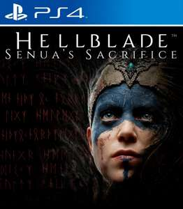 Hellblade: Senua's Sacrifice - PS4 - £16.99 @ Playstation PSN