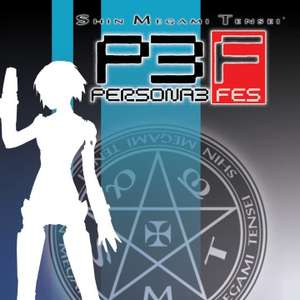 Persona 3 FES for ps3 £3.29 @ psn