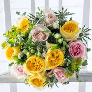 25% off All Bouquets with Code @ Appleyard Flowers