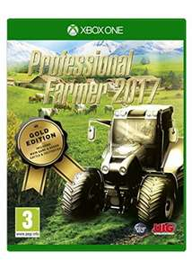 Professional Farmer 2017 Gold Edition (Xbox One) £12.79 Delivered @ Base