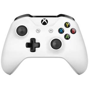 White Crete Xbox One Wireless Controller £34.99 / Black Wireless Xbox One Controller V2 £35.99 Delivered @ 365 Games