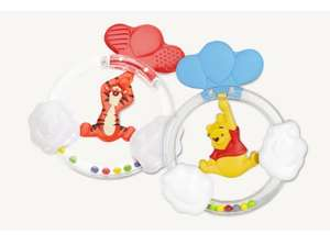 Spend £10 on Baby and claim a FREE Tomy Rattle for Prime Members only at Amazon