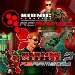 Bionic Commando Rearmed 1 & 2 PS3 Bundle just £3.99 from PSN (reduced from £11.99!)