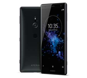 Sony Xperia XZ2, Liquid Black, 64GB on Swap 24 £25 per month 24 months + free Sony h.ear on 2 Mini Wireless (WH-H800) and £100 voucher @ sky mobile
