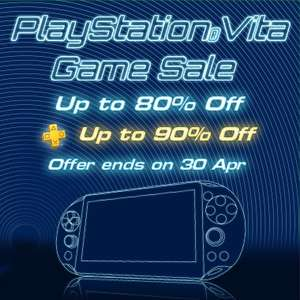 PlayStation Vita Game Sale at PSN Store Indonesia