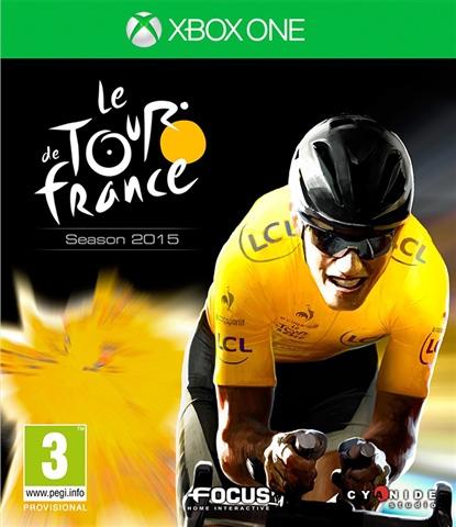 Tour De France 2015 XBOX ONE £4 at CEX.