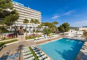 7 Nights All Inclusive Hols to Magaluf , Spain -  inc flights, luggage, Rep & w/Twin Room with Balcony + Transfers £216.10pp @ TUI