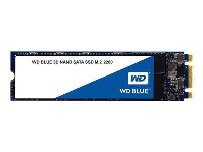 WD 500GB Blue 3D NAND SATA 6GB/s M.2 2280 SSD £107.89 at BT Shop