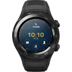 Huawei Watch 2 with 4G £206.99 with code @ Toby deals