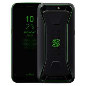 Xiaomi Black Shark Gaming Phone - Snapdragon 845 + 6GB RAM - £465.20 with code - GeekBuying