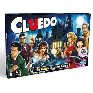 Cluedo now £13.33 + Free C+C in The Entertainers Crazy Clearout Sale