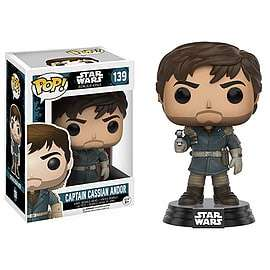 Captain Cassian Andor Pop! Vinyl @ GAME (free delivery/C&C) - £2.50
