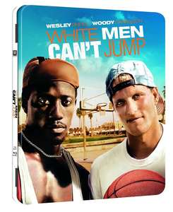 White Men Can't Jump Steel Pack (Blu-ray) £4.99 Delivered @ TheEntertainmentStore/eBay (More Steelbooks in OP at £4.99 Each)