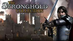 The Stronghold Collection (5 Games - PC / Steam) £2.79 @ Fanatical