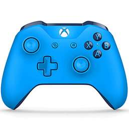 Official Xbox One controller - Blue @ Amazon Prime Now - £29.97 + £3.99 Delivery