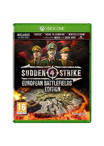 Sudden Strike 4: European Battlefields (Xbox One) £27.85 @ Base [Pre-order for May 25th]